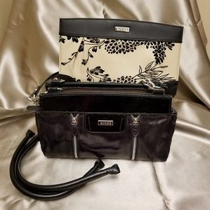 Miche bag with 2 outer shells & extra straps